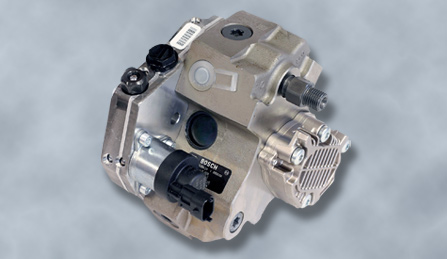 Diagnostics and repair of mechanical and common rail pumps